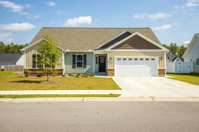 234 Legacy Lane, Newport, NC 28570 (MLS #100267292) :: Vance Young and Associates