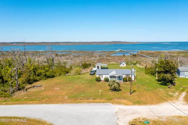 671 Bayview Drive, Harkers Island, NC 28531 (MLS #100267305) :: Berkshire Hathaway HomeServices Hometown, REALTORS®