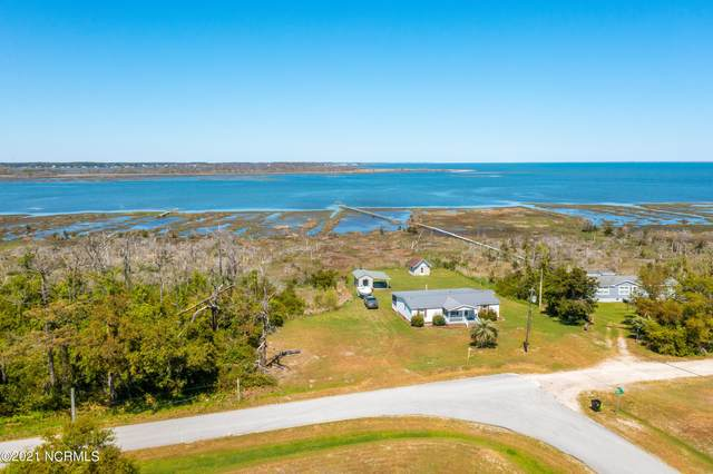 663 Bayview Drive, Harkers Island, NC 28531 (MLS #100267308) :: The Oceanaire Realty