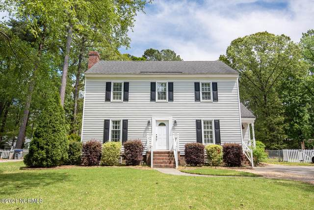 3821 Providence Road, Rocky Mount, NC 27803 (MLS #100267319) :: The Oceanaire Realty