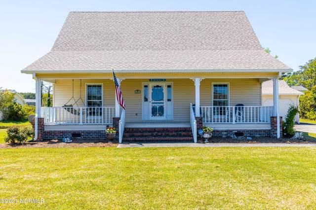204 Straits Drive, Beaufort, NC 28516 (MLS #100267323) :: Barefoot-Chandler & Associates LLC