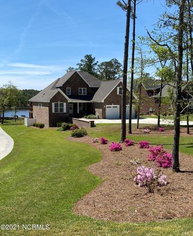419 Salt Creek Road, Swansboro, NC 28584 (MLS #100267327) :: The Tingen Team- Berkshire Hathaway HomeServices Prime Properties