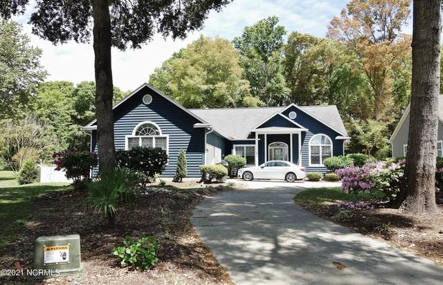 436 Lake Shore Drive, Sunset Beach, NC 28468 (MLS #100267330) :: Stancill Realty Group