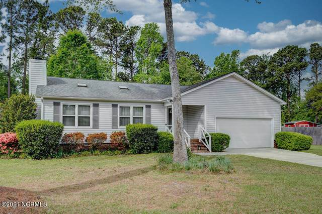 833 Pine Forest Road, Wilmington, NC 28409 (MLS #100267355) :: Great Moves Realty