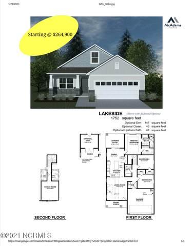 1448 Creek Bend Terrace, Wilmington, NC 28405 (MLS #100267390) :: The Tingen Team- Berkshire Hathaway HomeServices Prime Properties