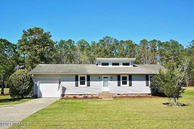 235 Sand Ridge Road, Hubert, NC 28539 (MLS #100267391) :: The Tingen Team- Berkshire Hathaway HomeServices Prime Properties