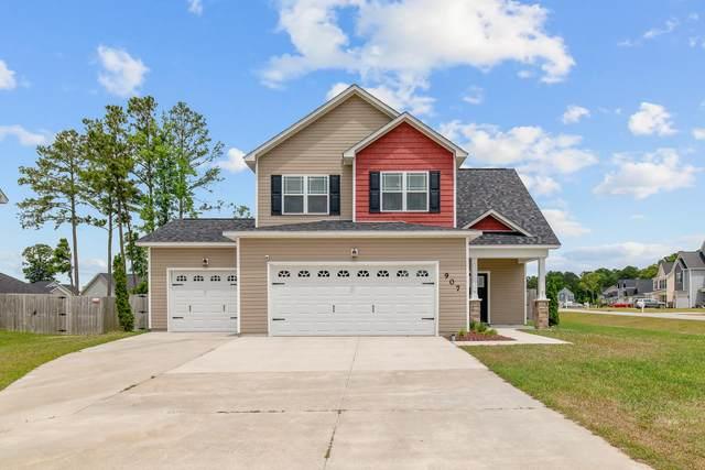907 Haystack Lane, Jacksonville, NC 28546 (MLS #100267394) :: CENTURY 21 Sweyer & Associates