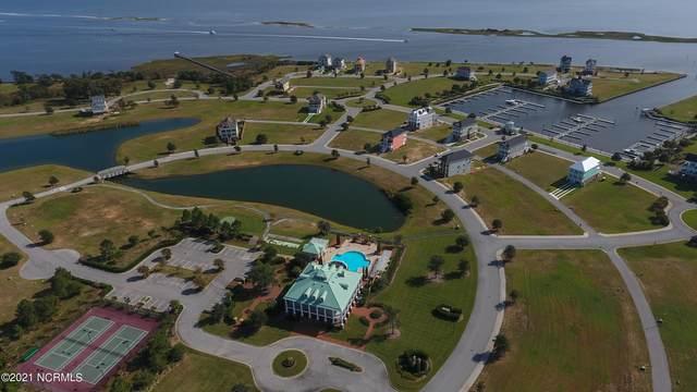 Btslip 16b Dock B Cannonsgate, Newport, NC 28570 (MLS #100267395) :: Carolina Elite Properties LHR