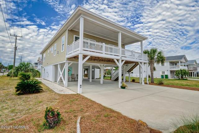 342 S Fort Fisher Boulevard, Kure Beach, NC 28449 (MLS #100267404) :: The Tingen Team- Berkshire Hathaway HomeServices Prime Properties
