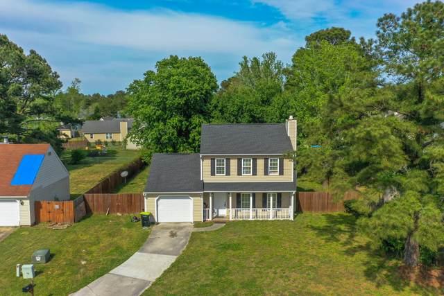 102 Horse Shoe Bend, Jacksonville, NC 28546 (MLS #100267406) :: The Tingen Team- Berkshire Hathaway HomeServices Prime Properties