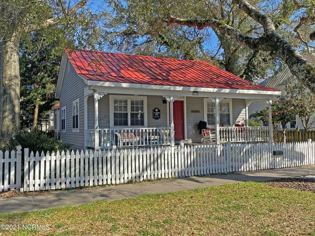 114 N Caswell Avenue, Southport, NC 28461 (MLS #100267407) :: The Tingen Team- Berkshire Hathaway HomeServices Prime Properties