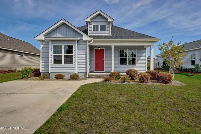 4415 Dutch Elm Drive SE, Southport, NC 28461 (MLS #100267408) :: Great Moves Realty