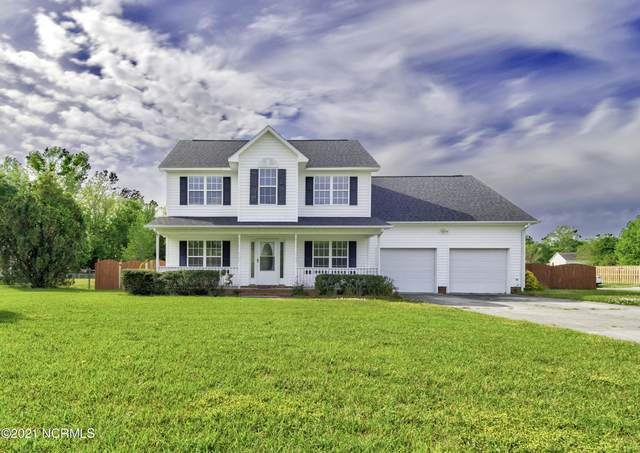 170 Bridlewood Drive, Jacksonville, NC 28540 (MLS #100267429) :: David Cummings Real Estate Team