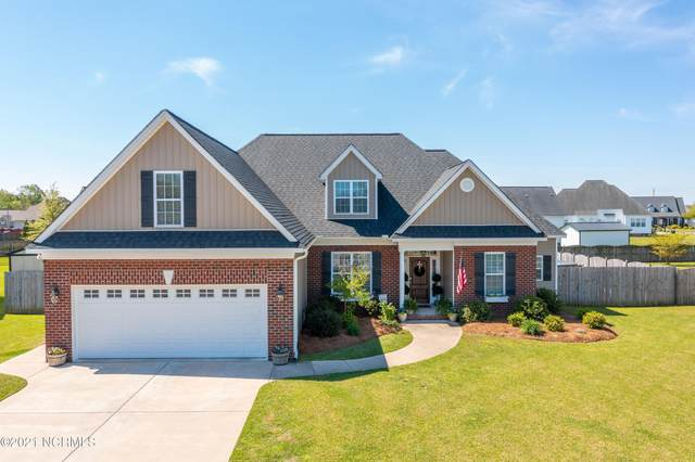 380 Windmill Drive, Winterville, NC 28590 (MLS #100267444) :: Carolina Elite Properties LHR