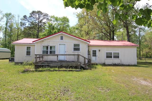 447 Ball Farm Road, Newport, NC 28570 (MLS #100267448) :: Barefoot-Chandler & Associates LLC