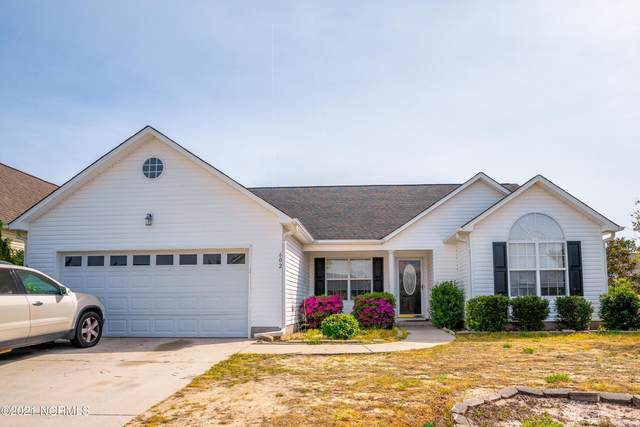 602 Hillside Drive, Wilmington, NC 28412 (MLS #100267476) :: Great Moves Realty