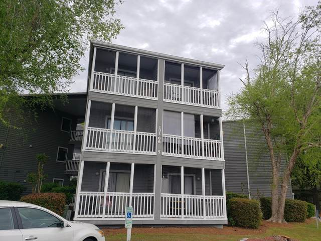 10166 Beach Drive SW # 202, Calabash, NC 28467 (MLS #100267500) :: David Cummings Real Estate Team