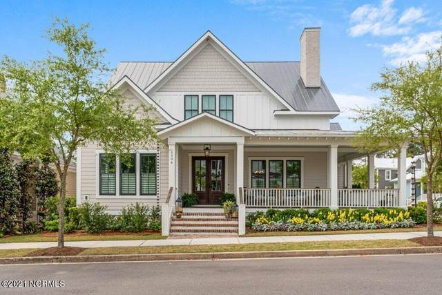 5304 Hanahan Drive, Wilmington, NC 28403 (MLS #100267510) :: David Cummings Real Estate Team