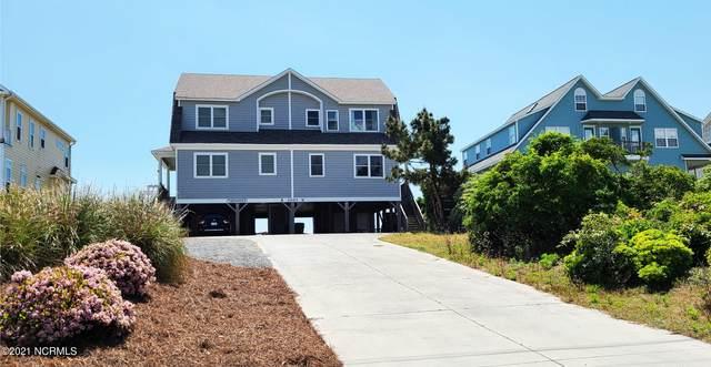 3203 Ocean Drive West, Emerald Isle, NC 28594 (MLS #100267518) :: David Cummings Real Estate Team