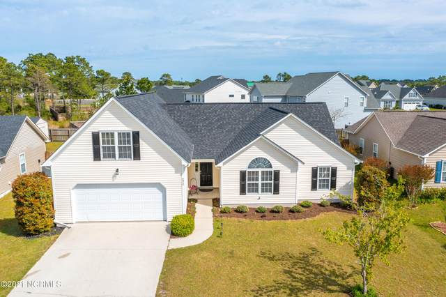 7217 Grizzly Bear Court, Wilmington, NC 28411 (MLS #100267521) :: Donna & Team New Bern