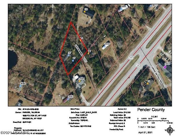 75 Catherine Alley, Hampstead, NC 28443 (MLS #100267523) :: David Cummings Real Estate Team