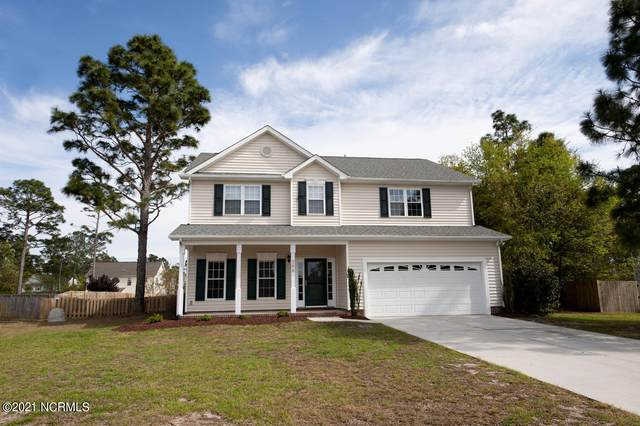 308 Bahia Lane, Cape Carteret, NC 28584 (MLS #100267531) :: David Cummings Real Estate Team