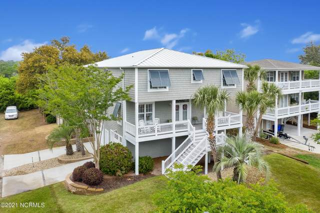 808 W Yacht Drive, Oak Island, NC 28465 (MLS #100267580) :: Stancill Realty Group