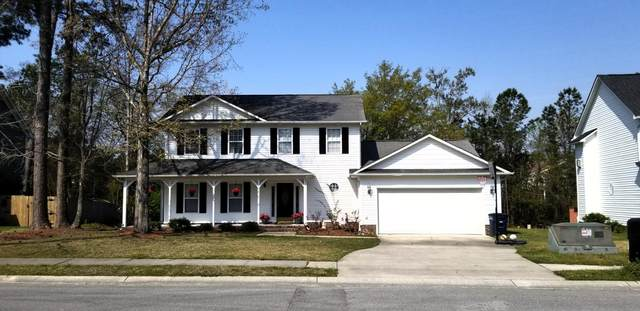 108 Peachtree Drive, Jacksonville, NC 28546 (MLS #100267581) :: Thirty 4 North Properties Group