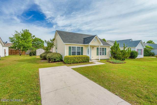 6701 Alamosa Drive, Wilmington, NC 28411 (MLS #100267595) :: Great Moves Realty