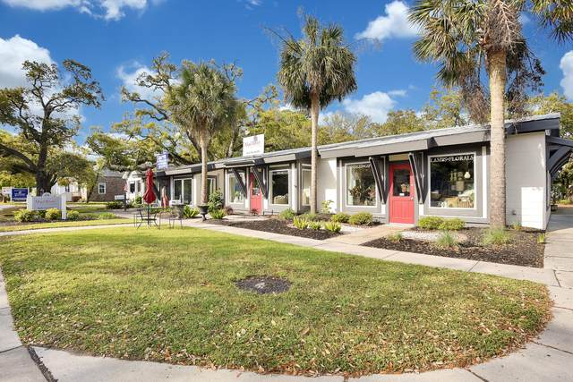 619 N Howe Street, Southport, NC 28461 (MLS #100267605) :: The Oceanaire Realty