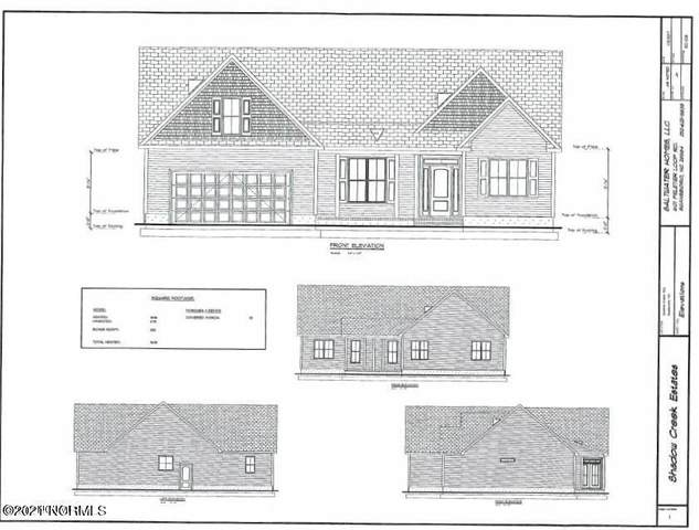 152 Cypress Landing Trail, Chocowinity, NC 27817 (MLS #100267618) :: Great Moves Realty
