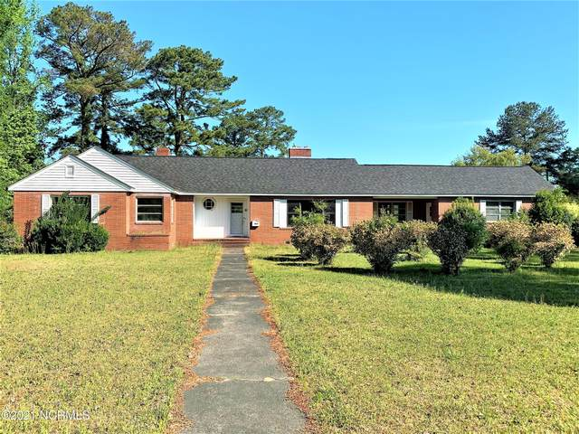 417 E Cavenaugh Street, Wallace, NC 28466 (MLS #100267627) :: Great Moves Realty