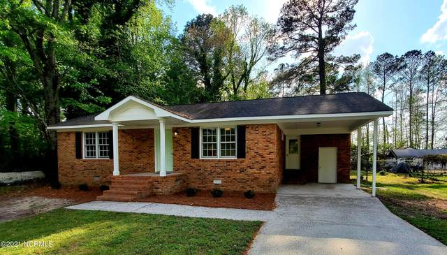 1760 Black Jack Simpson Road, Greenville, NC 27858 (MLS #100267642) :: Vance Young and Associates