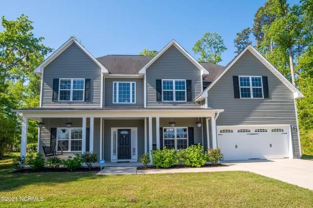 404 Neuse Harbour Boulevard, New Bern, NC 28560 (MLS #100267659) :: David Cummings Real Estate Team