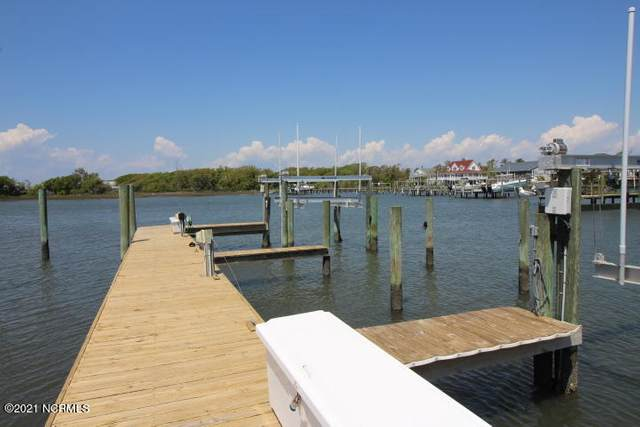 219 Pintail Lane, Harkers Island, NC 28531 (MLS #100267662) :: Vance Young and Associates