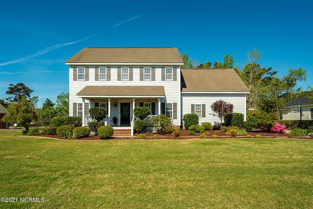 1801 Clubhouse Drive, Morehead City, NC 28557 (MLS #100267666) :: The Legacy Team