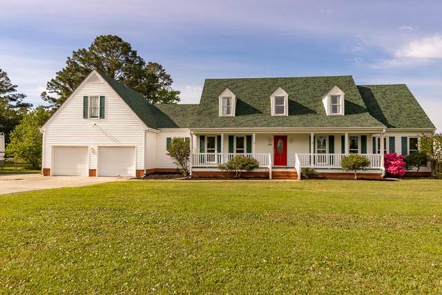 203 E Palmer Drive, New Bern, NC 28560 (MLS #100267699) :: Donna & Team New Bern