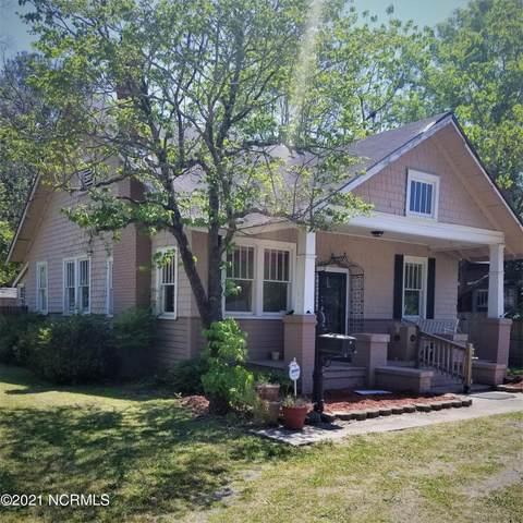 720 S Main Street, Laurinburg, NC 28352 (MLS #100267713) :: CENTURY 21 Sweyer & Associates
