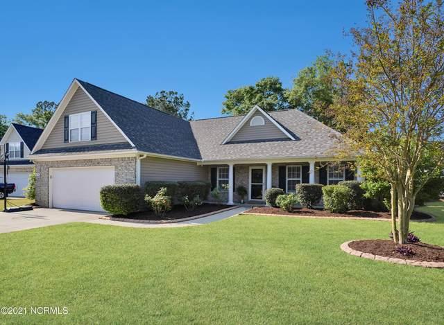 8716 Plantation Landing Drive, Wilmington, NC 28411 (MLS #100267715) :: Coldwell Banker Sea Coast Advantage