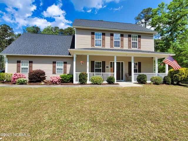 213 War Admiral Drive, Havelock, NC 28532 (MLS #100267727) :: The Oceanaire Realty