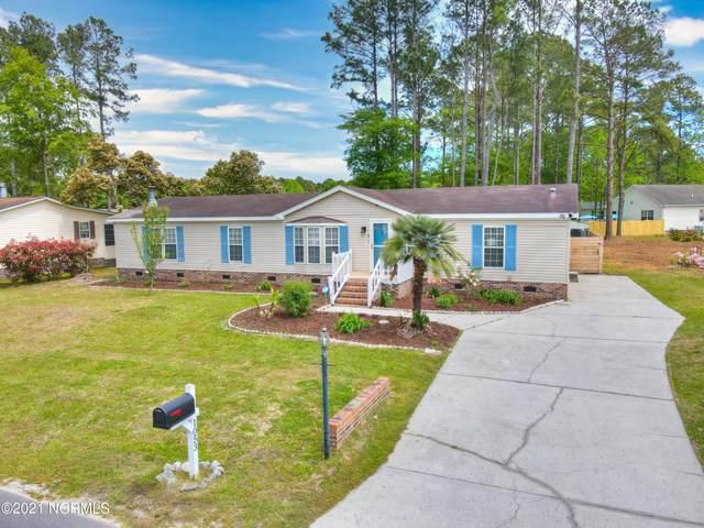 1053 Waterview Lane, Carolina Shores, NC 28467 (MLS #100267734) :: Vance Young and Associates