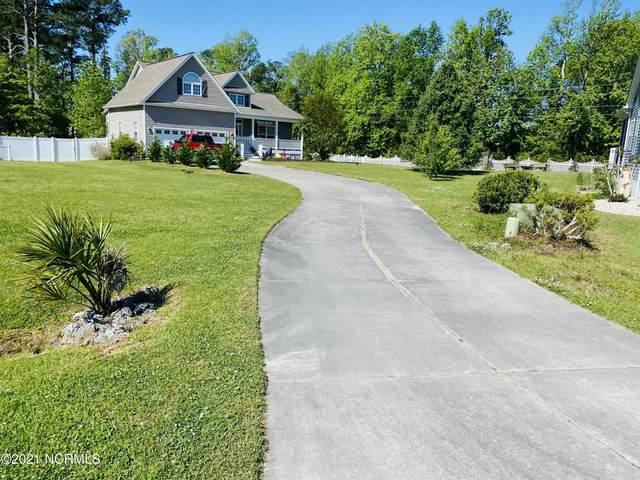 228 Bluewater Cove, Swansboro, NC 28584 (MLS #100267753) :: David Cummings Real Estate Team