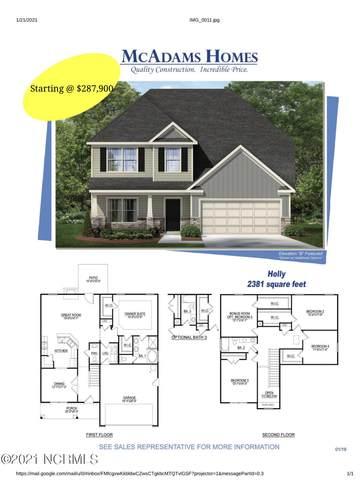 1457 Branch Row, Wilmington, NC 28405 (MLS #100267772) :: David Cummings Real Estate Team