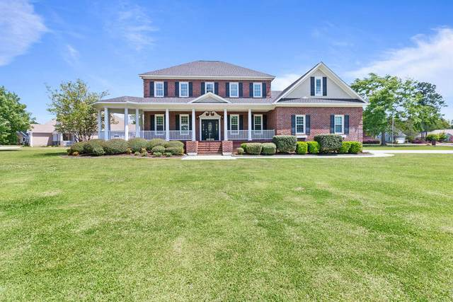 108 Whitby Lane, Jacksonville, NC 28540 (MLS #100267777) :: Berkshire Hathaway HomeServices Hometown, REALTORS®