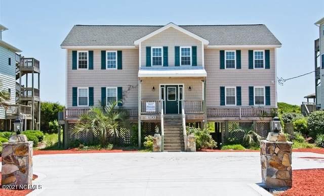 4303 Ocean Drive, Emerald Isle, NC 28594 (MLS #100267785) :: CENTURY 21 Sweyer & Associates