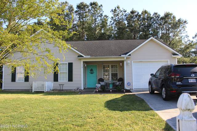115 Tealbriar Street, Burgaw, NC 28425 (MLS #100267813) :: RE/MAX Essential