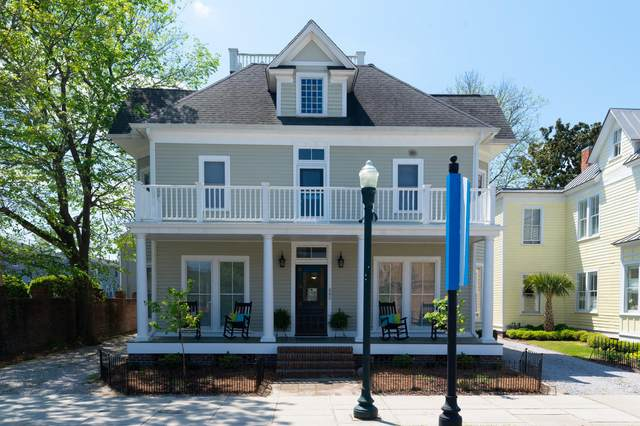 205 Broad Street, New Bern, NC 28560 (MLS #100267819) :: Barefoot-Chandler & Associates LLC