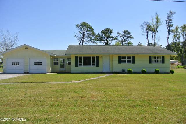 258 Shell Landing Road, Beaufort, NC 28516 (MLS #100267826) :: Barefoot-Chandler & Associates LLC
