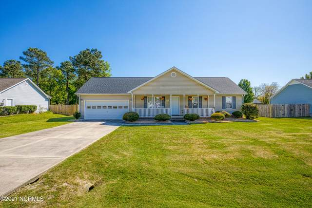 202 Molly Court, Sneads Ferry, NC 28460 (MLS #100267833) :: The Oceanaire Realty