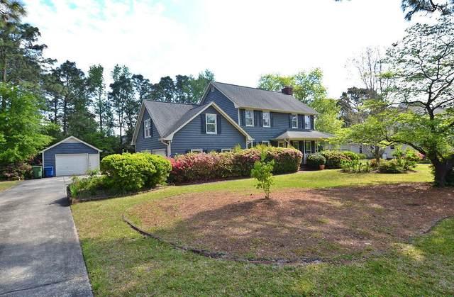 3107 Greenhowe Drive, Wilmington, NC 28409 (MLS #100267848) :: David Cummings Real Estate Team